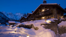 Chalet in Courmayeur (complex of chalets) chalet 5 in resort