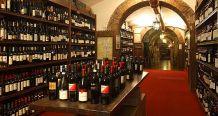 Дегустация вин в энотеке Рима cod.vin03