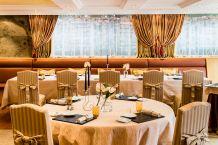 Ресторан La Mont Alpenroyal Gourmet Restaurant в отеле Alpenroyal / 1 звезда Мишлен