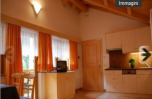 Шале в Корваре  / Chalet in Corvara (800 m from ski lifts) cod.win01