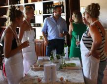Кулинарный урок в Тоскане недалеко от Флоренции