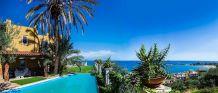 Villa in Sicily in Giardini Naxos cod.vil63