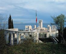 Посещение монументального парка в Gardone Riviera, озеро Гарда cod.exc08
