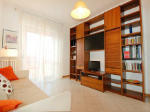 Частный апартамент в Милане 4 чел cod.apt10