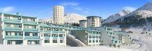 Aparthotel Villaggio Olimpico Sestriere - номера и апартаменты