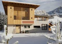 Chalet in la Villa (Val Badia)